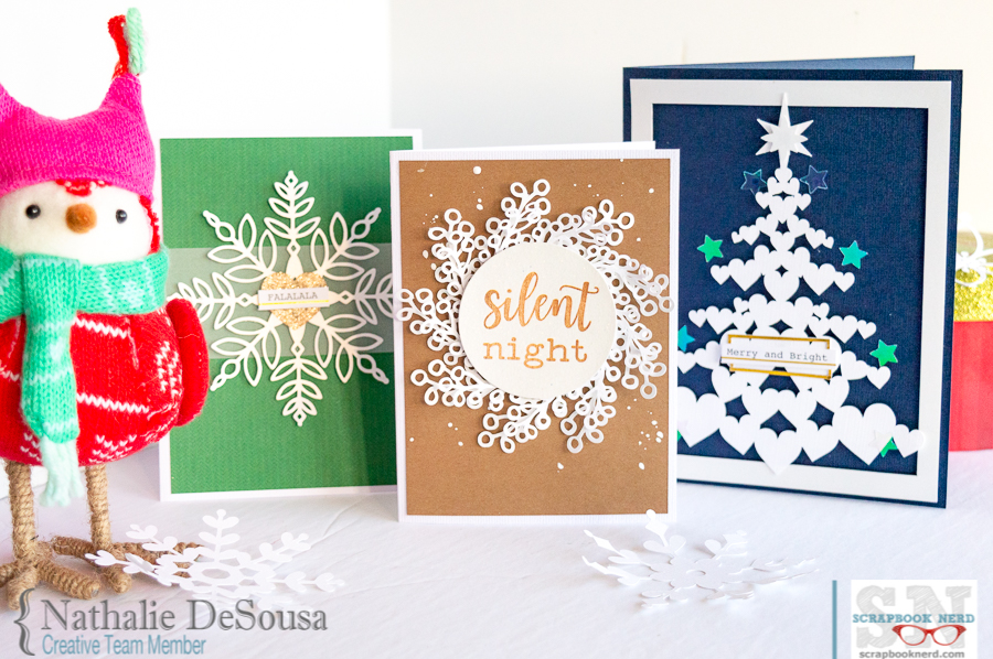 Living an Inspired Life: Christmas Cards in Minutes