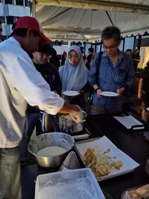Menikmati Aneka Olahan Durian di Hotel Radisson Medan 02
