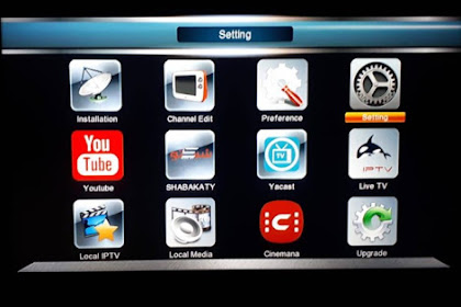 Software Upgrade Vivasat DP6 HD - GX6605S - Basic Freebox