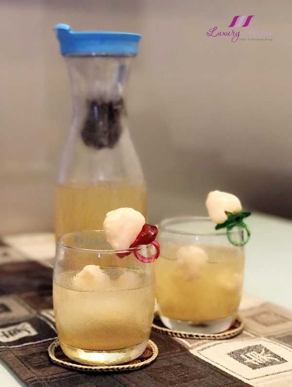 arteastiq iced lychee tea recipe