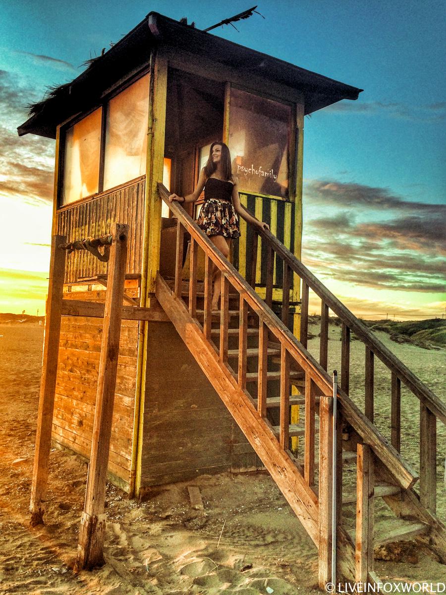 Capocotta Beach