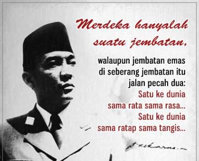 Kata Kata Kemerdekaan Yang Bisa Menumbuhkan Semangat Cinta Tanah Air Netizen Indonesia