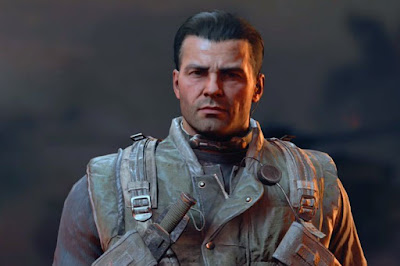 Character Call of Duty mobile Alex Mason