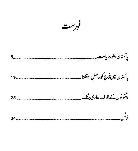 Urdu Pakistan Siasat Book
