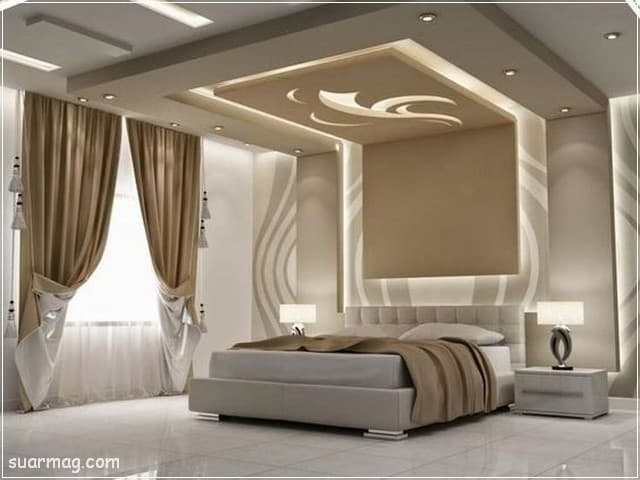 اسقف جبس بورد حديثة 10 | Modern Gypsum Ceiling 10