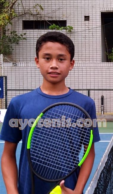 Taklukkan Unggulan, Siswa SMPN 23 Kota Bekasi Melaju ke Putaran 3 Kejurnas Tenis New Armada Cup XXIV