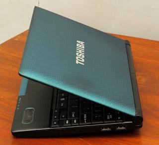 Jual Notebook Toshiba NB 520 Bekas di Banyuwangi