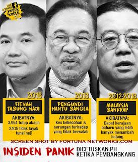 """<img src=""""FortunaNetworks.Com.jpg"""" alt=""""Beberapa Insiden Panik Dicetuskan Politisi DAP/PKR @ PH Ketika Barisan Nasional Memerintah Malaysia"""">"""