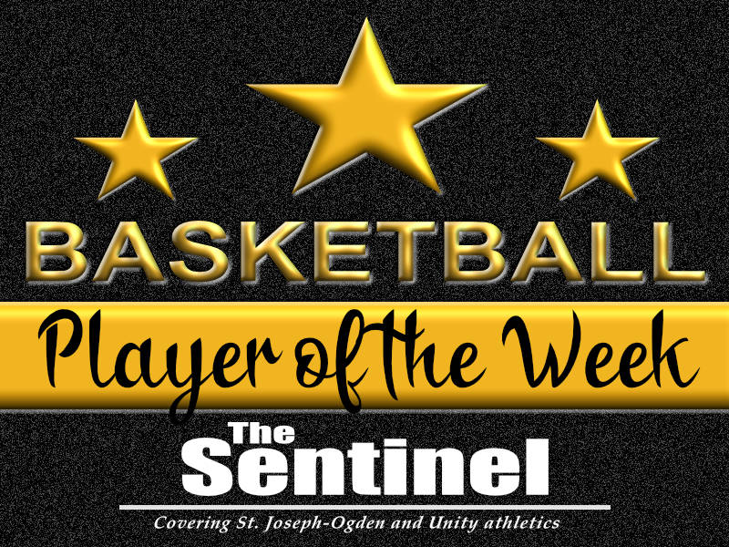 Sentinel basketball player of the week February 1-6, 2021