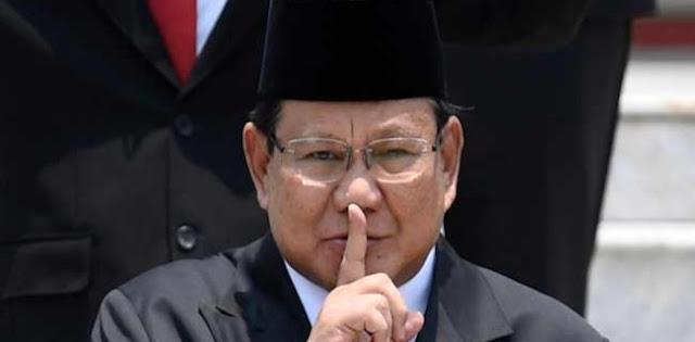 Prabowo Akan Main Dua Kaki, AS Iya China Oke