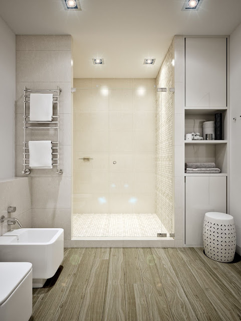 Interior Design In Bathroom