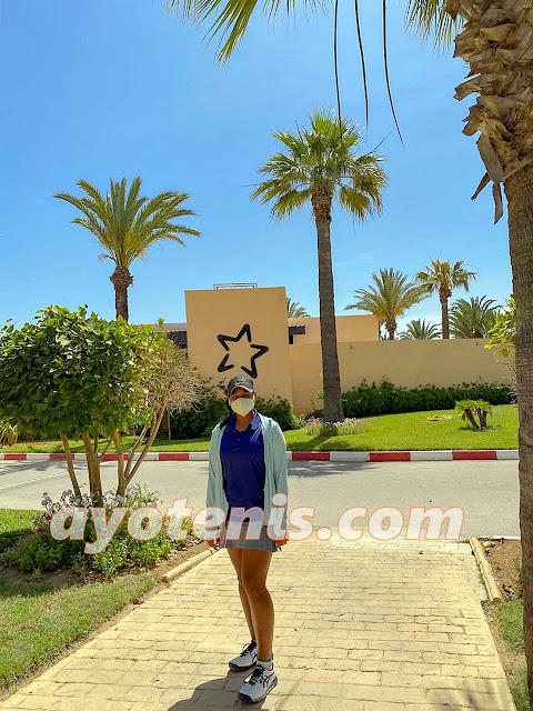 Ikuti 5 Seri Turnamen ITF W15K di Tunisia, Ini Target Ana dan Ani
