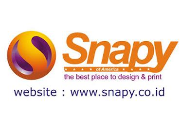 Cetak Undangan Dengan Desain Sendiri di Snapy