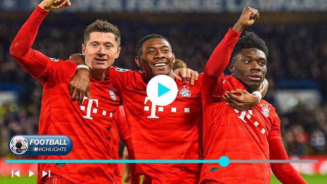 Chelsea vs Bayern München Highlights