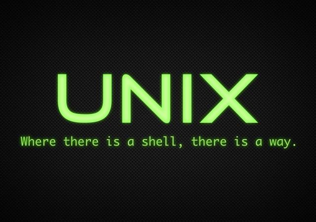 sistema operativo unix