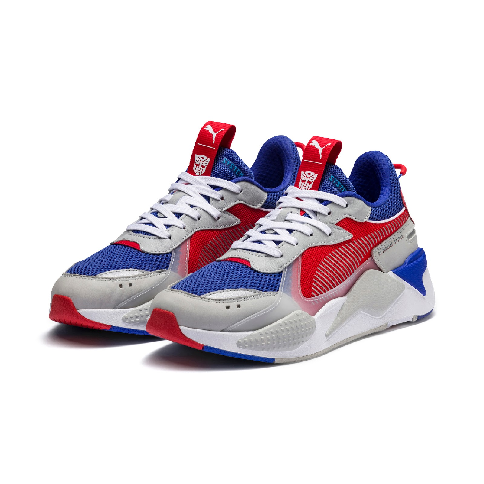 354d9f9348339b Global sports brand PUMA and Hasbro Inc. officially unveil the exclusive  Transformers-themed collection. Since first capturing our sci-fi  imagination in ...