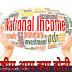 राष्ट्रीय आय क्या है? national income in hindi -economics in hindi
