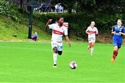 Vidéo - Découvrez le super but de Nchout Ajara avec son club Sandvlken