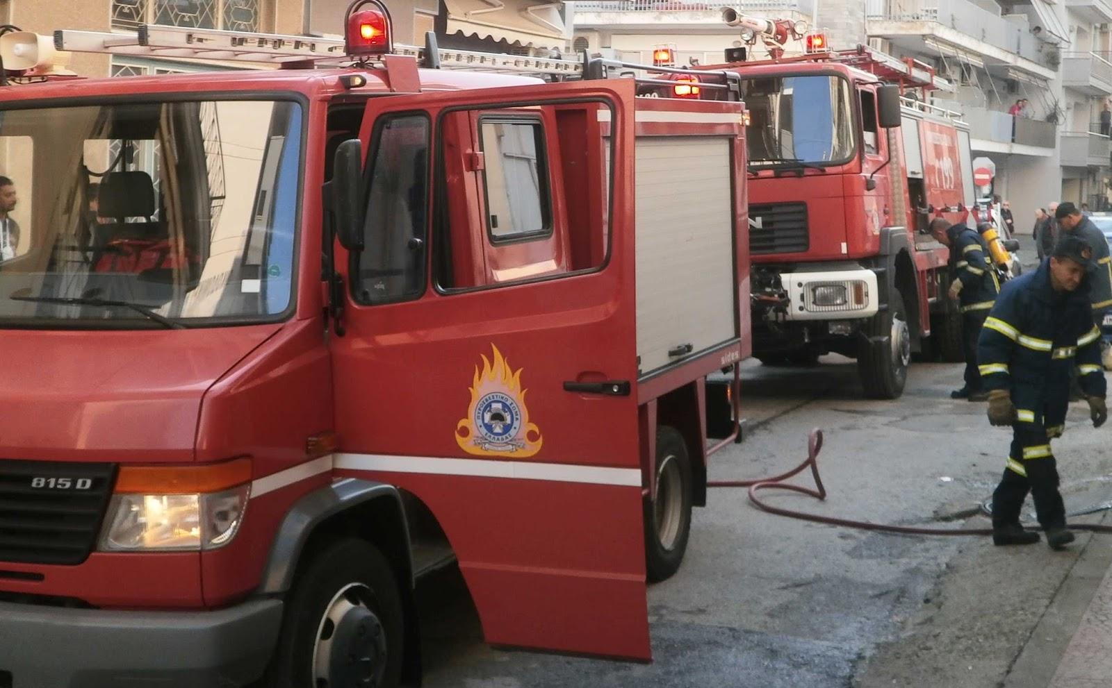Συναγερμός στην Πυροσβεστική στην Ξάνθη - Πυρκαγιά και στην Αλεξανδρούπολη