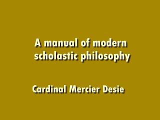 Cardinal Mercier Desie