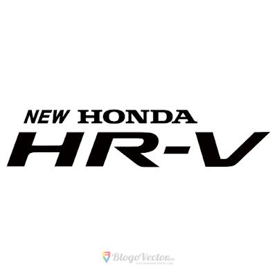 Honda HR-V Logo Vector