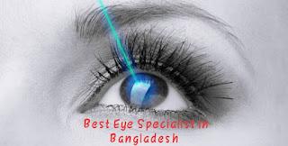 Best Eye Specialist in Bangladesh