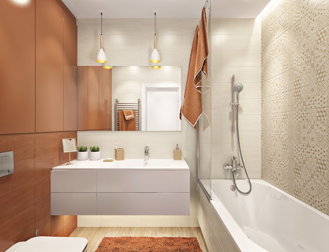 Bathroom Design For Small Space