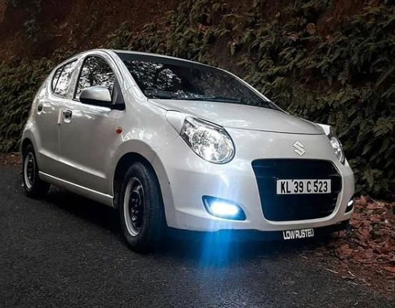 Suzuki A Star