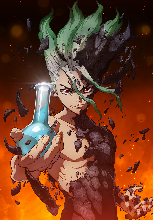 Anime Dr. STONE: Fecha de estreno y temas musicales