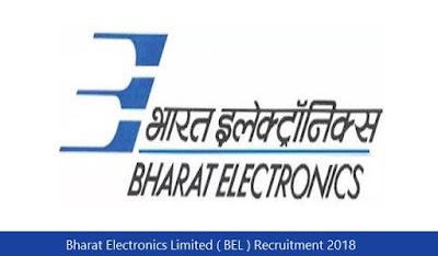 Bharat Electronics Limited ( BEL ) Recruitment 2018