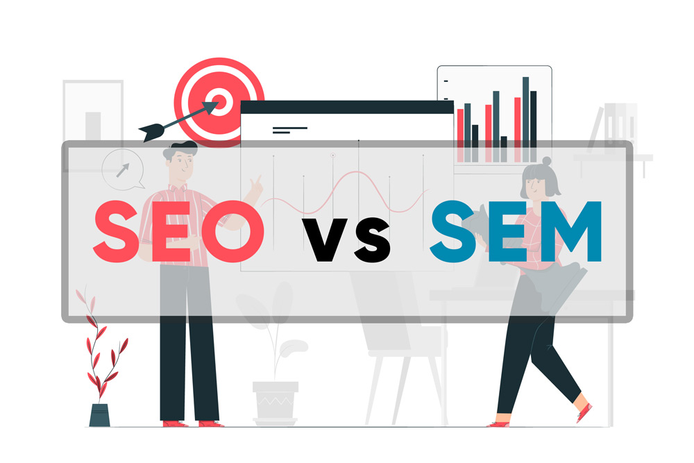 What Are SEO And SEM?