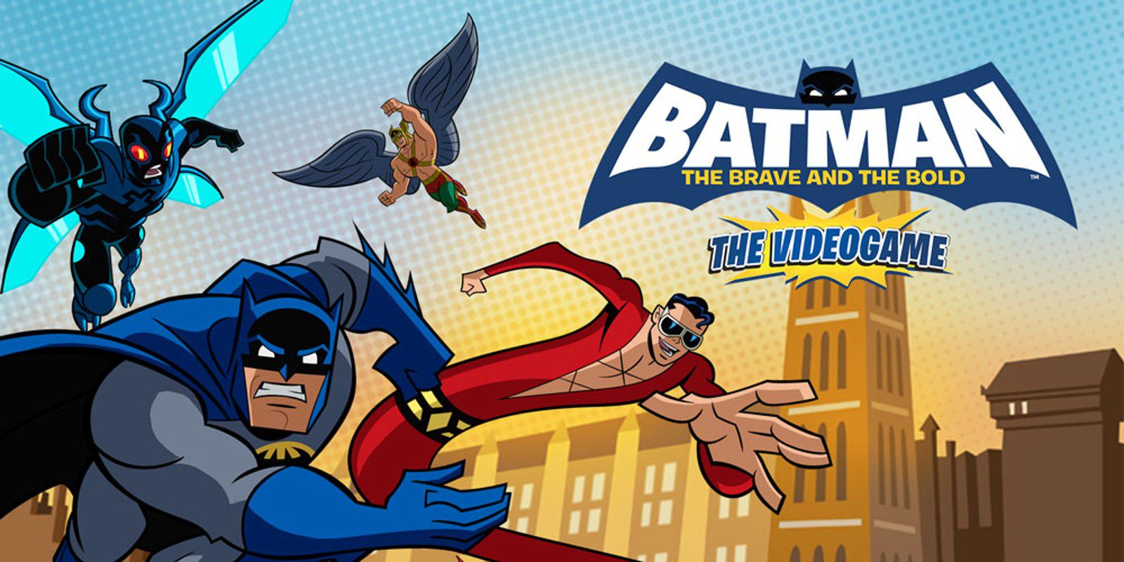 Free download game Batman The Brave and the Bold
