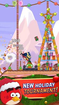 تحميل لعبة الطيور الغاضبة الاصدقاء Angry Birds Friends