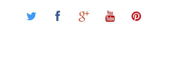 social media icons css | social media icons css code