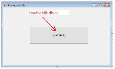 2 - Tutorial Java Netbeans – Cara Membagi Atau Memecah Text Menjadi Beberapa Bagian