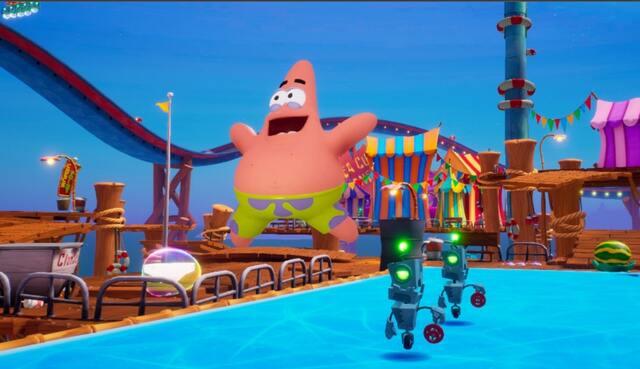 Spongebob Squarepants: Battle For Bikini Bottom Rehydrated Image