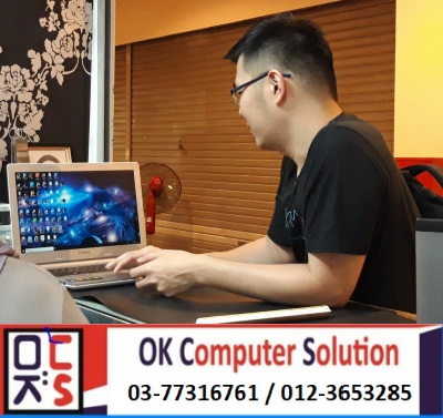 [SOLVED] CANNOT ON LENOVO Z500 | KEDAI REPAIR LAPTOP DAMANSARA 9