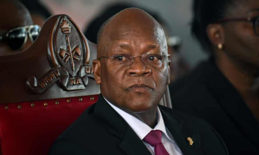 Breaking : Tanzania's president Magufuli has Covid-19