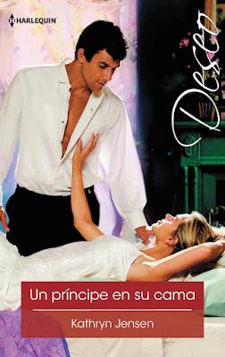 Kathryn Jensen - Un Príncipe En Su Cama