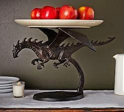 Dragon platter