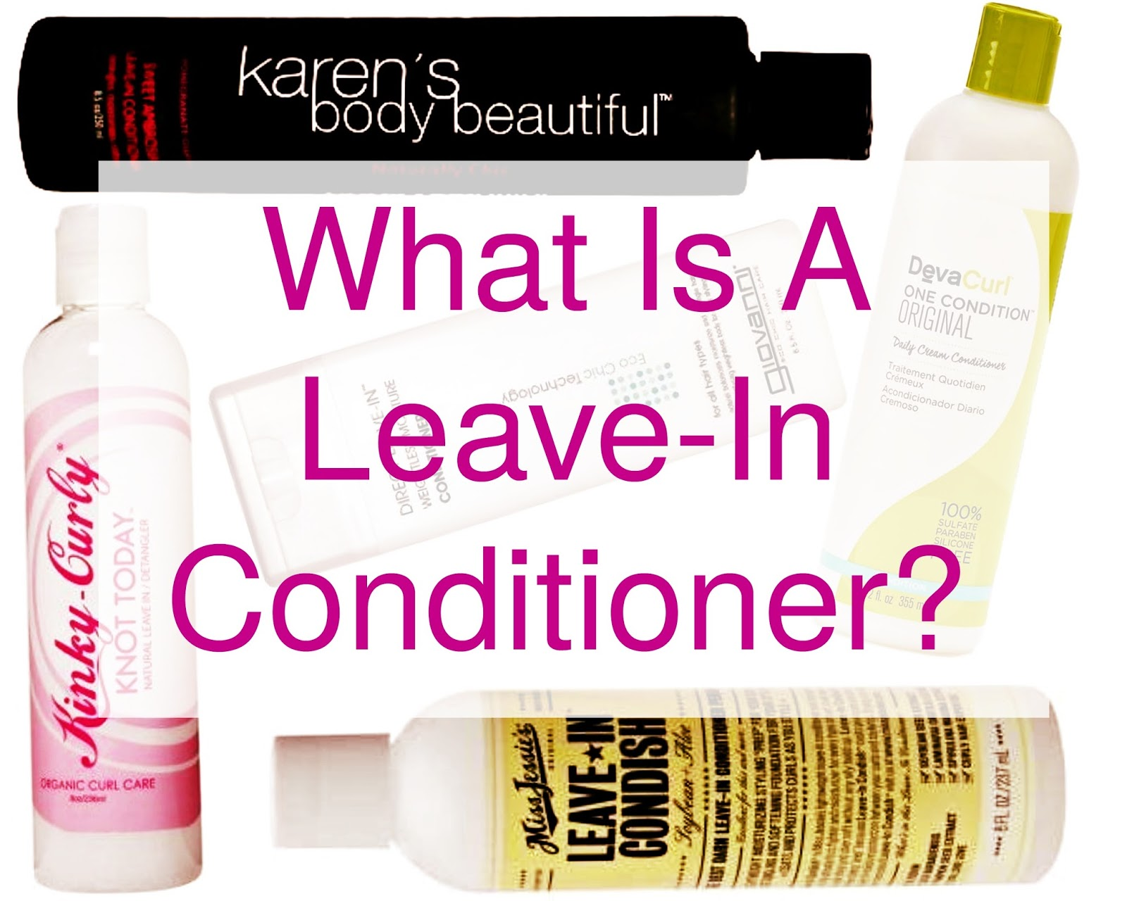 Click here to buy MISS JESSIE'S LEAVE IN CONDISH, one of the best leave-in conditioners