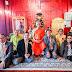 นาวาอากาศเอก (พิเศษ) คัมภีร์ คัมภีรญาณนนท์  ประธานคณะปวงชนชาวไทยเพื่อชาติ ศาสน์ กษัตริย์  จัดโครงการอุปสมบทเฉลิมพระเกียรติฯ ครั้งที่ 1  พร้อมจัดพิธีพุทธาภิเษก พระพุทธรูปปางห้ามสมุทร 69 องค์