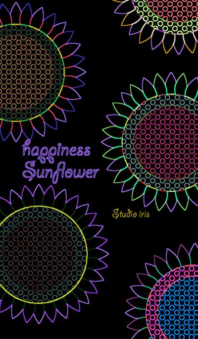 Happiness Sunflower 3