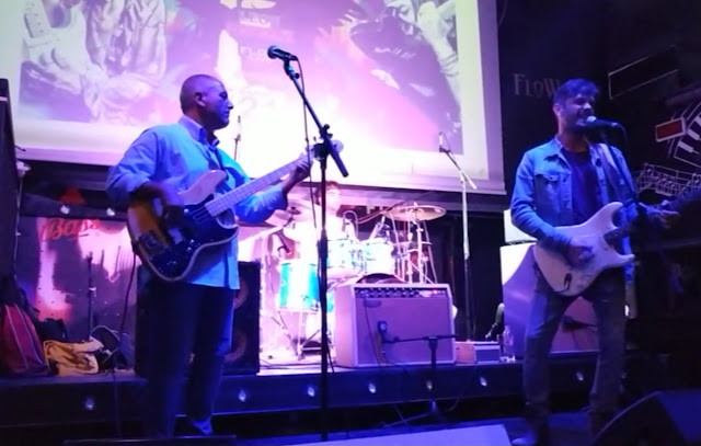 Emanuele Tucci Band Live al Florentia Rock di San Benedetto