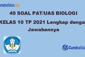 Soal PAT / UAS Sosiologi Kelas 10 Tahun 2021 (Lengkap dengan Jawabannya)