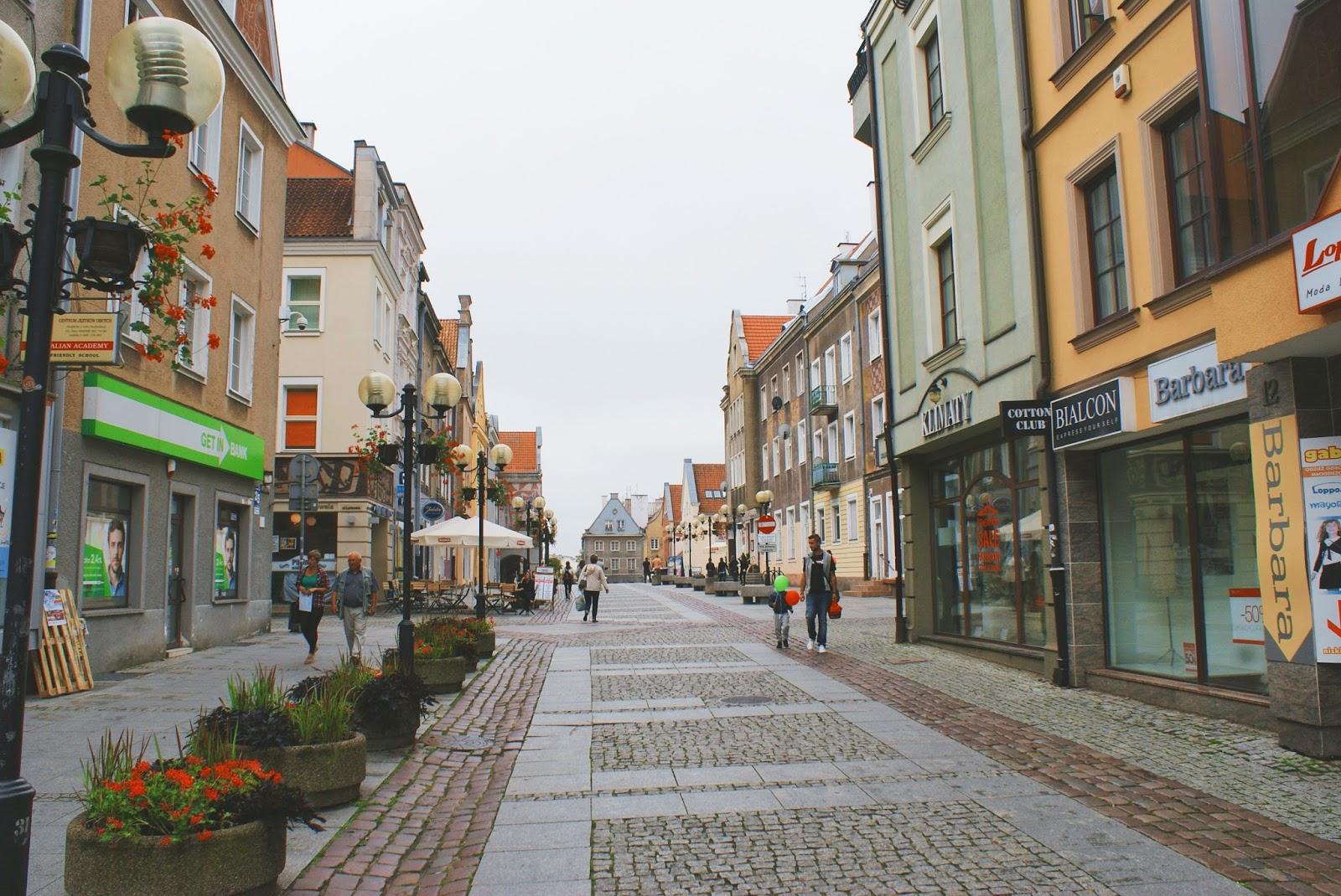 Czy warto pojechać do Olsztyna?