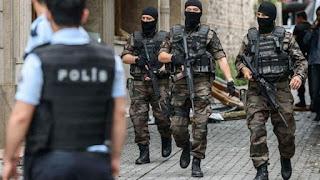 Turkey detains 412 suspected Kurdish militants