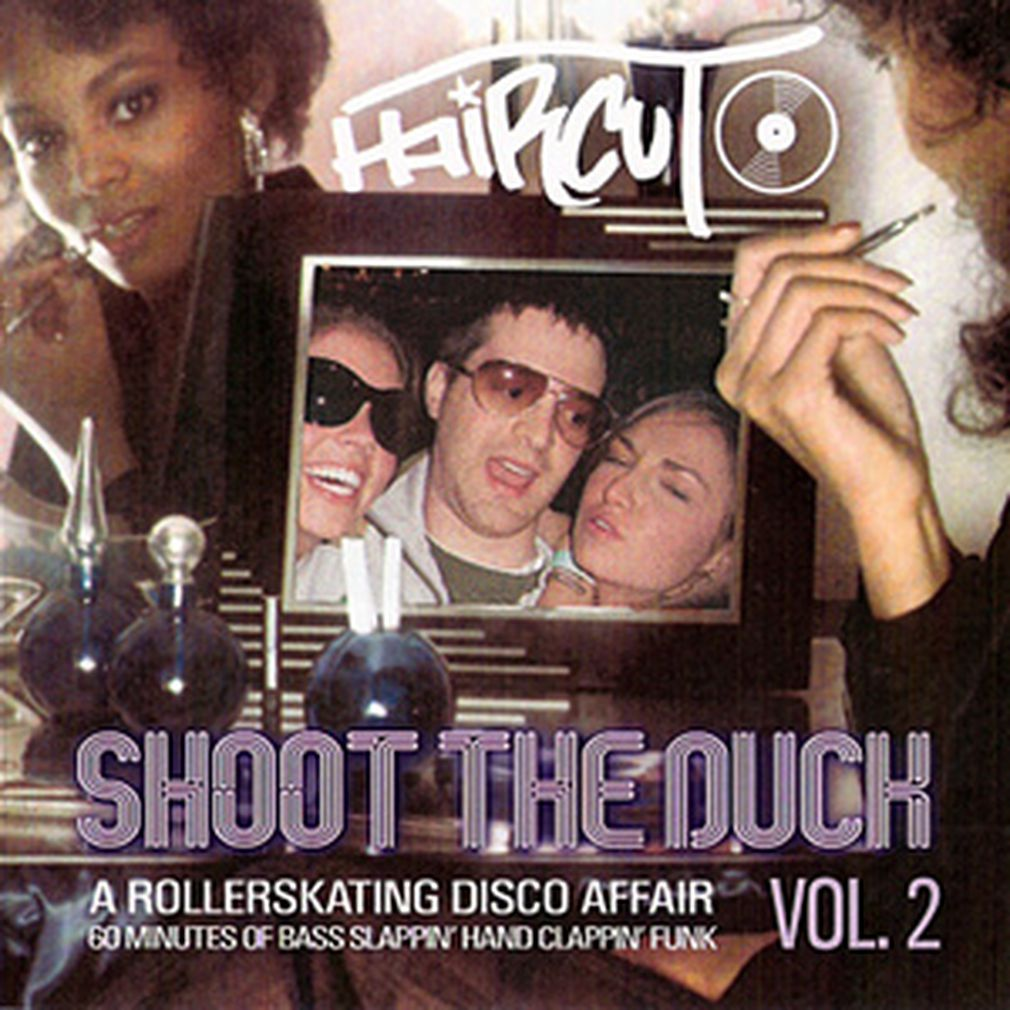 DJ Haircut - Shoot The Duck Vol. 2 | Mayer Hawthornes DJ Italo Disco und Funk Mixtape