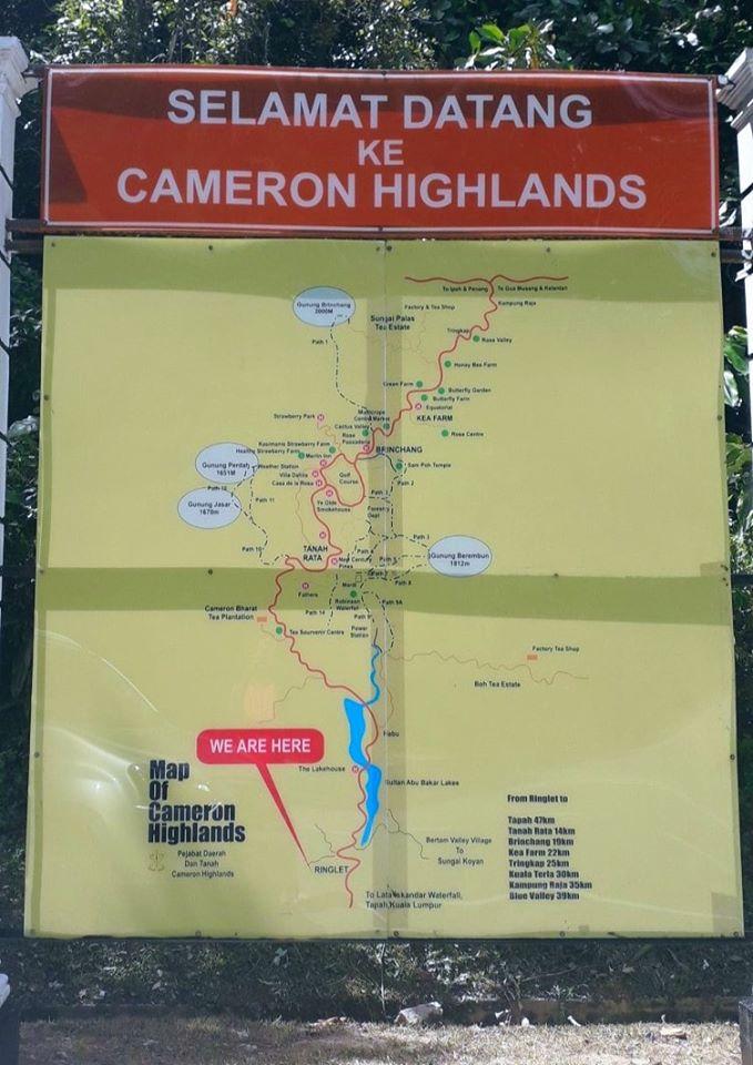 Mrkumai Blogspot Com Selamat Bercuti Ke Cameron Highlands Di