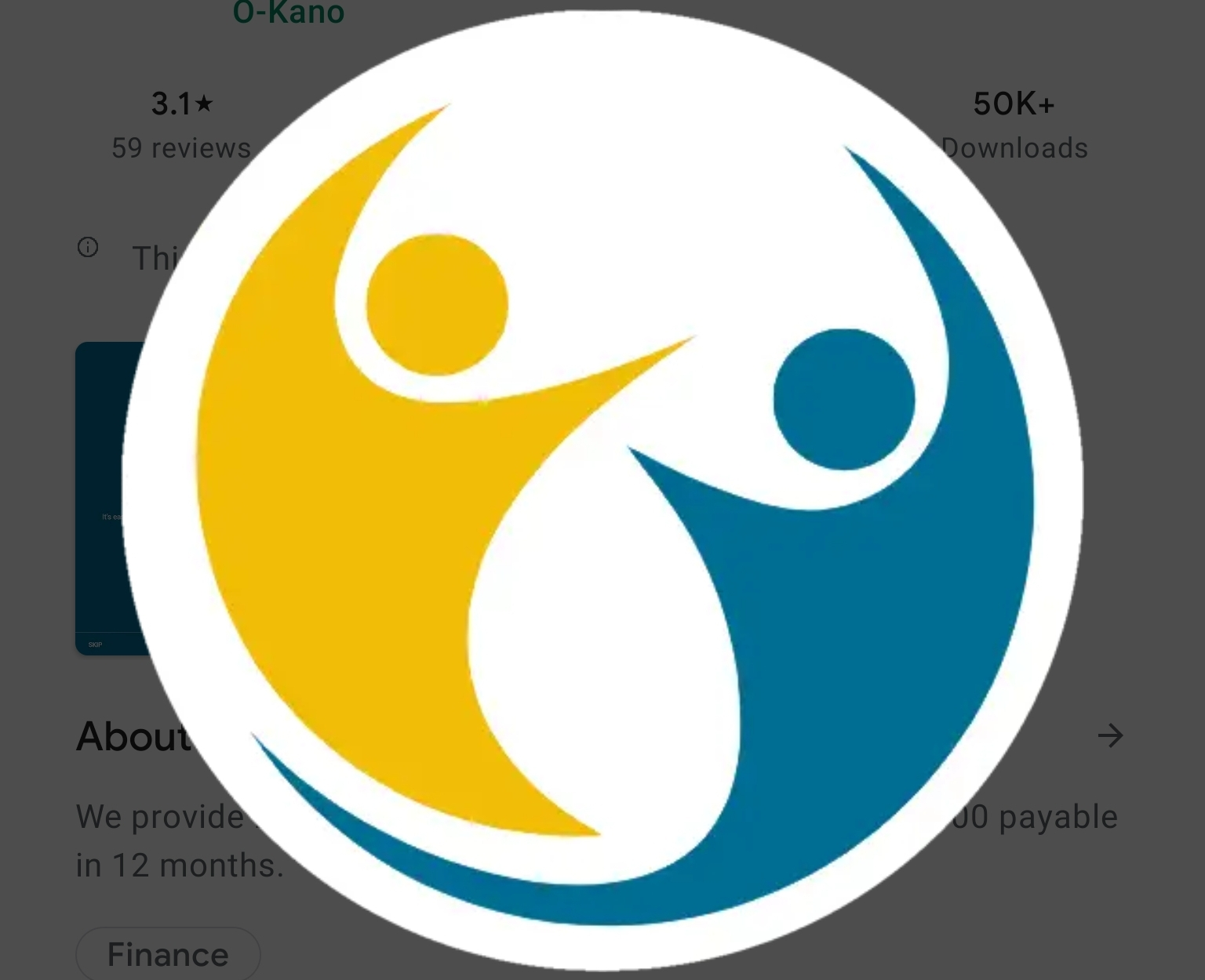 O-Kano Loan App